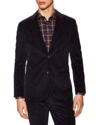 Vince Camuto - Cotton Cord Blazer - Lyst