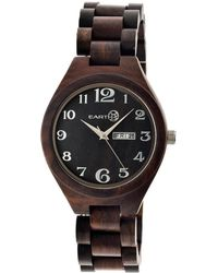 Earth - Unisex Sapwood Watch - Lyst