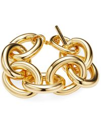 Marc Jacobs - Chain Link Bubble Bracelet - Lyst