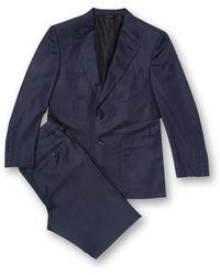 Tom Ford - Solid Silk & Wool Blazer & Pants - Lyst