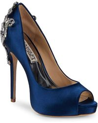 Badgley Mischka - Karolina Court Shoes - Lyst