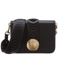 4dcc16771df3 Ferragamo - Leather Shoulder Bag - Lyst