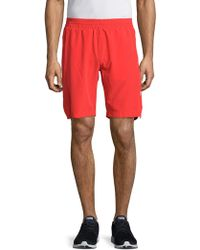 Mpg - Momentum Workout Shorts - Lyst