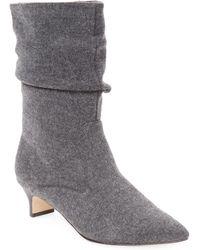Sigerson Morrison - Michelle 2 Mid Heel Bootie - Lyst