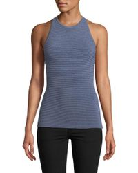 C/meo Collective | Marled Tank Top | Lyst