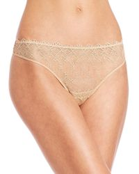 Cosabella - Papyrus Low Rise Thong - Lyst