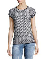 Armani - Knit Sweater - Lyst