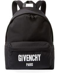 Givenchy - Medium Logo Backpack - Lyst