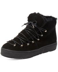 F-Troupe - Sheep Fur Hiking Sneaker - Lyst