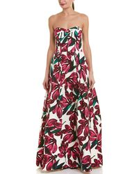 MILLY Ava Gown