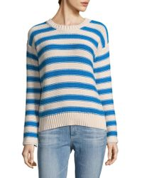 M.i.h Jeans - Amorgos Stripe Sweater - Lyst