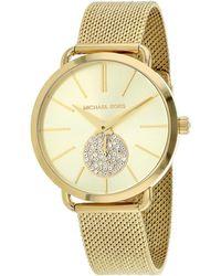 Michael Kors - Women's Portia Watch - Lyst