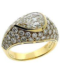 BVLGARI Bulgari 18k 1 .73 Ct. Tw. Diamond Ring