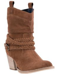 Dan Post - Women's Twisted Sister Leather Boot - Lyst