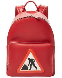 Anya Hindmarch - Men At Work Backpack - Lyst