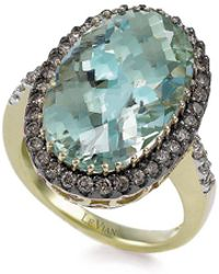 Le Vian - Chocolatier Diamond & 14k Honey Gold Cocktail Ring - Lyst