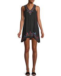 Raga - Bandita Short Dress - Lyst