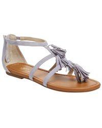 Seychelles - Snip Leather Sandal - Lyst