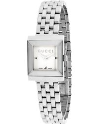 Gucci - Women's G-frame Watch - Lyst