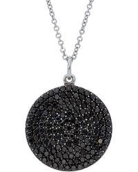 Nephora - 14k 1.02 Ct. Tw. Diamond Necklace - Lyst