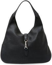 Gucci - Jackie Soft Leather Large Hobo - Lyst