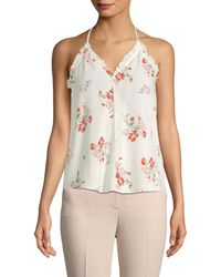 Rebecca Taylor - Marguerite Tank - Lyst
