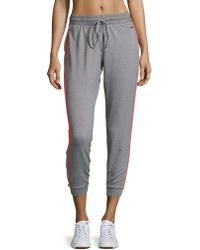 Zobha - Roth Relaxed Track Pants - Lyst