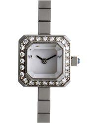 Corum Corum Sugar Cube Diamond Watch