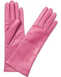 Portolano - Portalano Women's Nappa Leather New Rose Gloves - Lyst