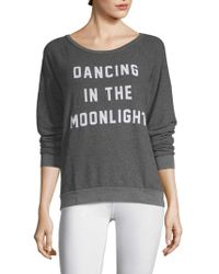 Sol Angeles - Moonlight Graphic Pullover - Lyst