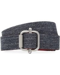 Fred Perry - Herringbone Reversible Belt - Lyst