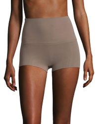 Spanx - Power Series Shorty - Lyst