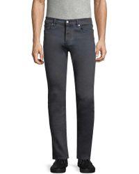 IRO - Edward Straight Leg Jeans - Lyst