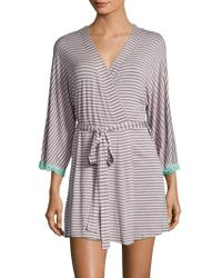 Honeydew Intimates - All American Striped Robe - Lyst