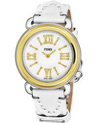 Fendi - Women's Selleria Watch - Lyst
