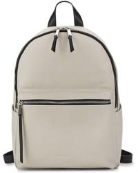 French Connection - Perry Faux Leather Backpack - Lyst
