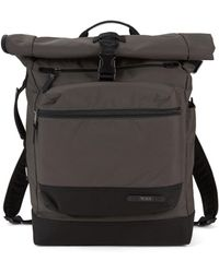 Tumi - Dalston Ridley Roll Top Backpack - Lyst