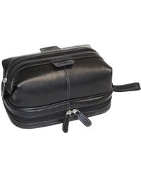 Dopp - Country Saddle Cowhide Travel Kit - Lyst