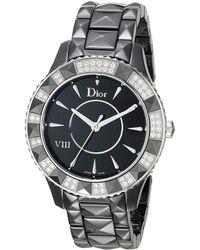 Dior Women's Viii Diamond Watch