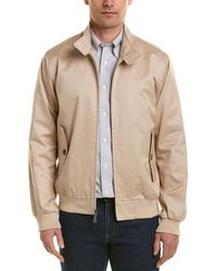 Brooks Brothers - Classic Bomber Jacket - Lyst