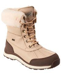 UGG Adirondack Ii Waterproof Leather & Suede Boot