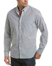Billy Reid - Rosedale Woven Shirt - Lyst