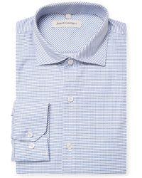 James Campbell - Spread Barrel Dress Shirt - Lyst