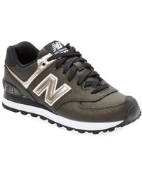 New Balance - Patch Low-top Sneaker - Lyst