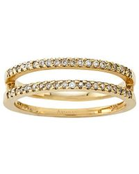 Ariana Rabbani - 14k 0.40 Ct. Tw. Diamond Ring - Lyst