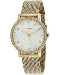 Fossil - Women's Neely Watch - Lyst