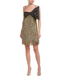 Pinko - Sequin Shift Dress - Lyst