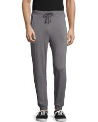 Lot78 - Luxe Cuff Drawstring Pant - Lyst