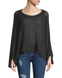Free People - Island Girl Pullover - Lyst