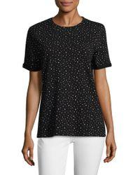 ELEVEN PARIS | Cana T-shirt | Lyst